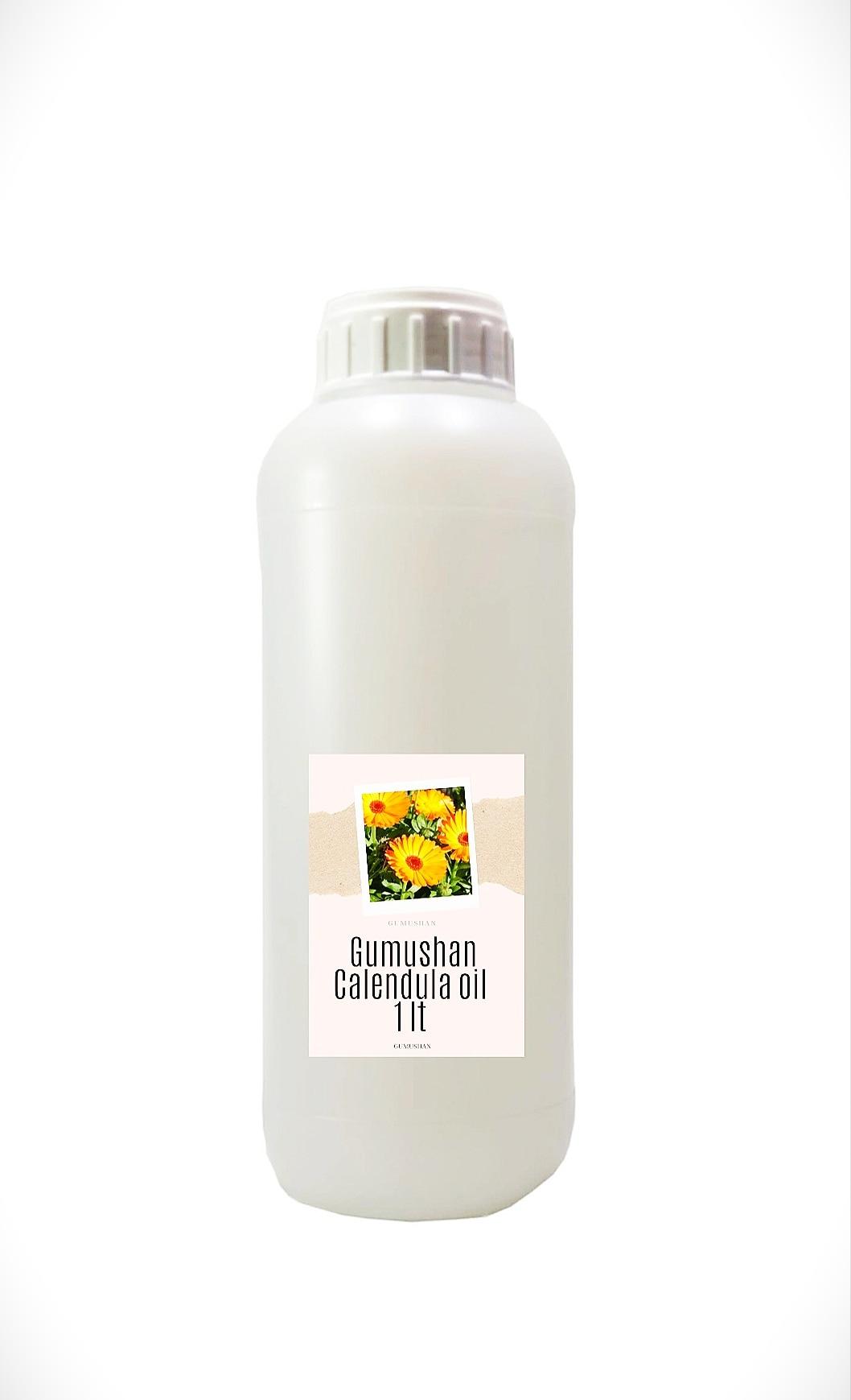 High quality pure Calendula Oil 1 liter 34 fl oz 1000ml