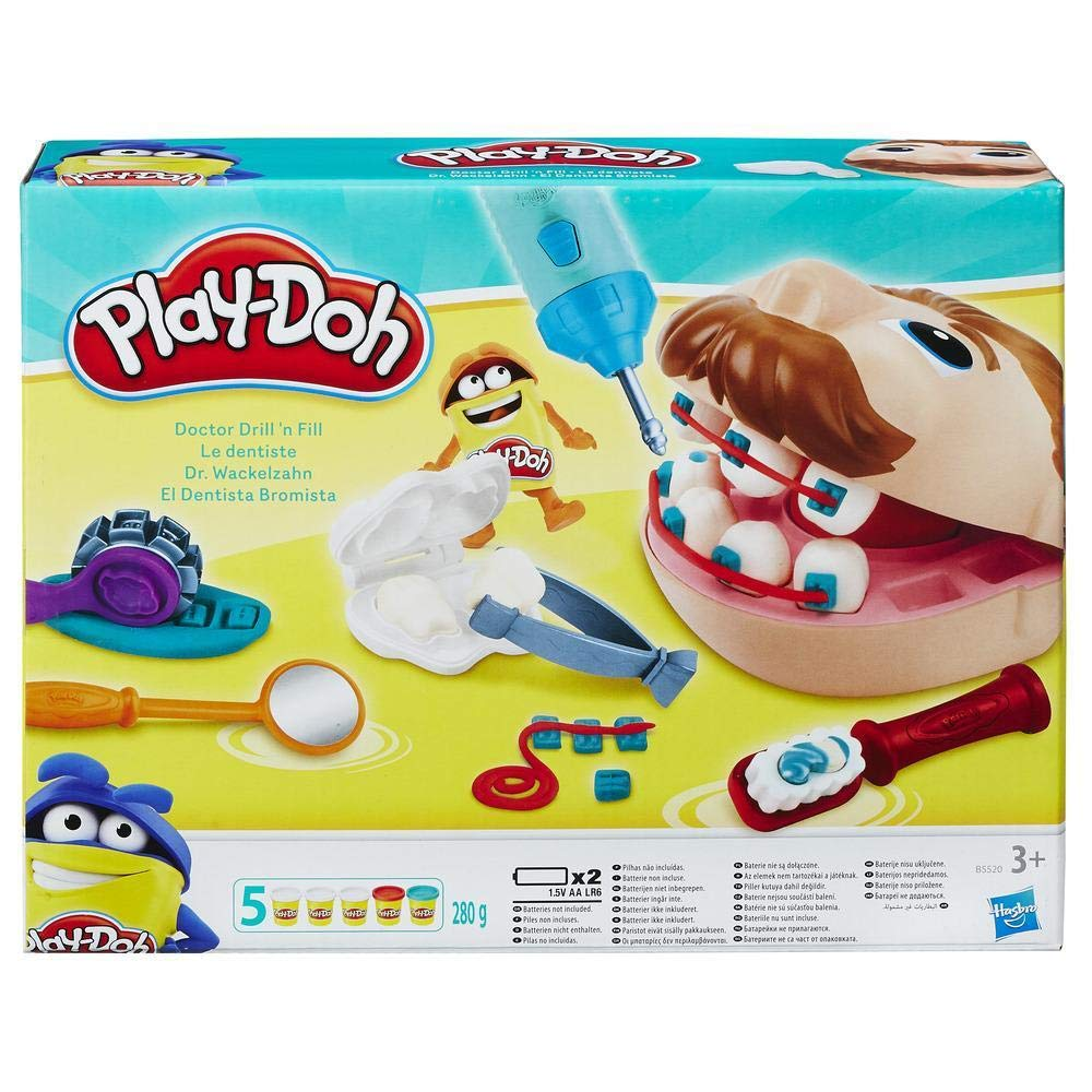 Play-Doh Dentista Bromista Hasbro