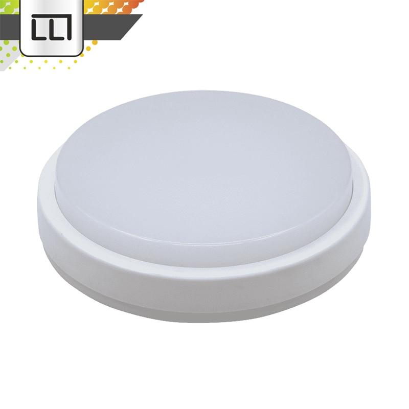 Lámpara led sellado 2301 12W 230V 4000K 960lm círculo IP65 LLT