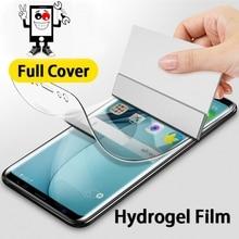 Protector de Pantalla Frontal Delantera Autorreparable de Hidrogel para Apple iPhone 11 Pro Max