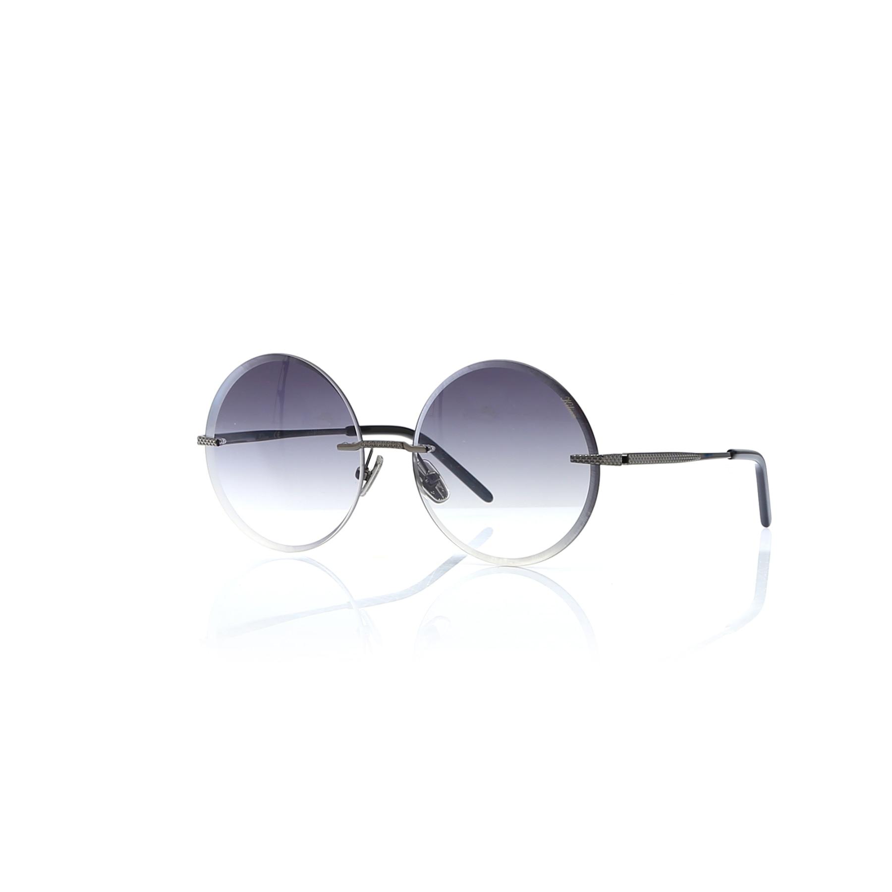 Gafas de sol para mujer k 8128 01 metal plateado orgánico redondo 59-17-143 kilian