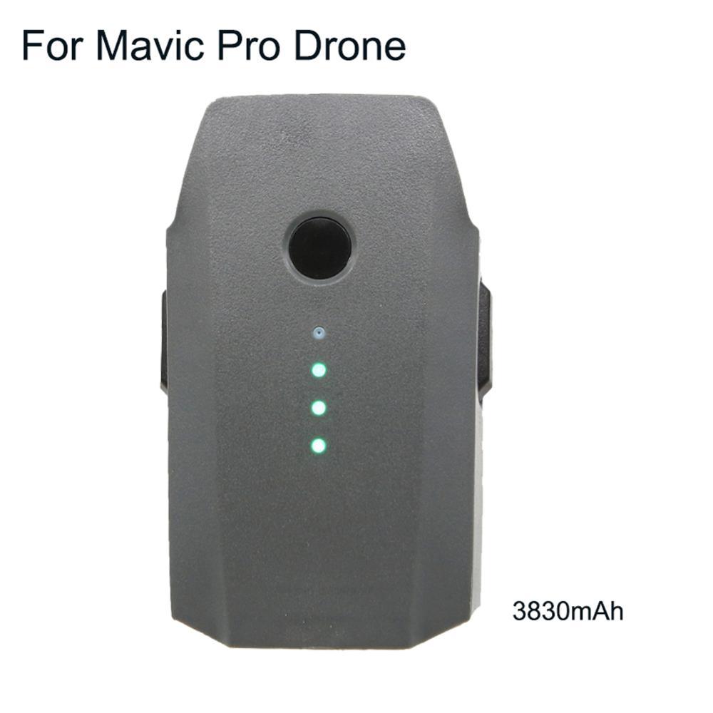 Pack de batería de 3830mAh para MAVIC PRO batería para Dron de...