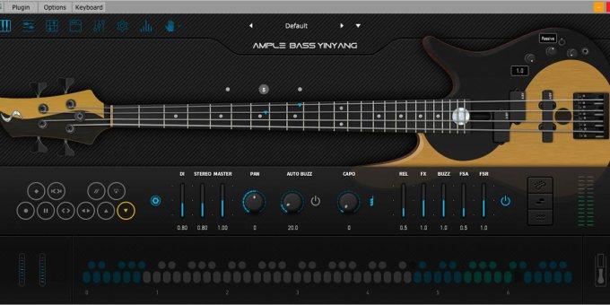 Ample Bass Yinyang v3-2-0 WiN-MAC