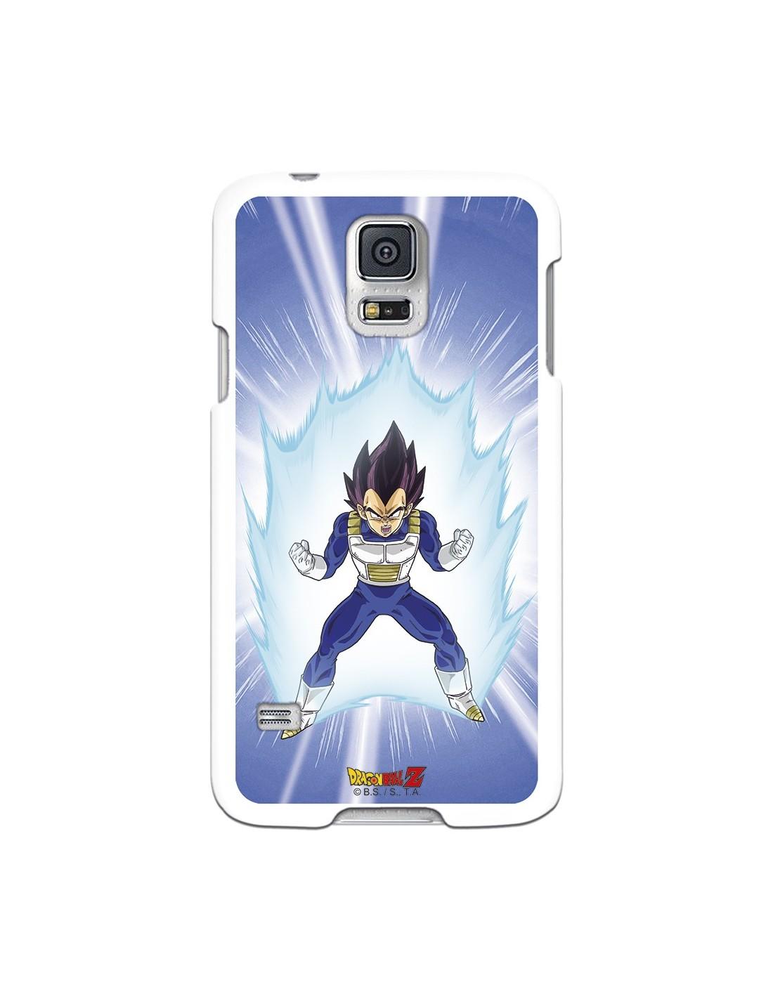 Официальный чехол Dragon Ball Vegeta Saiyan Samsung Galaxy S5 Neo-Dragon Ball