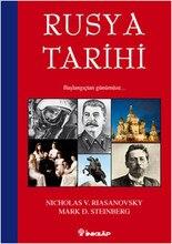 Histoire de la russie nicolas V. Riasanovsky Hist librairie revue dhistoire biographie séquence (turc)