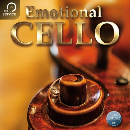 EMOTIONAL CELLO - BEST SERVICE (VSTI KONTAKT)