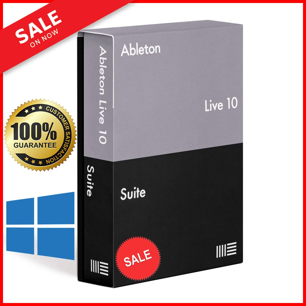 Ableton Live Suite 10 | Latest Full Version | ForEver Activation