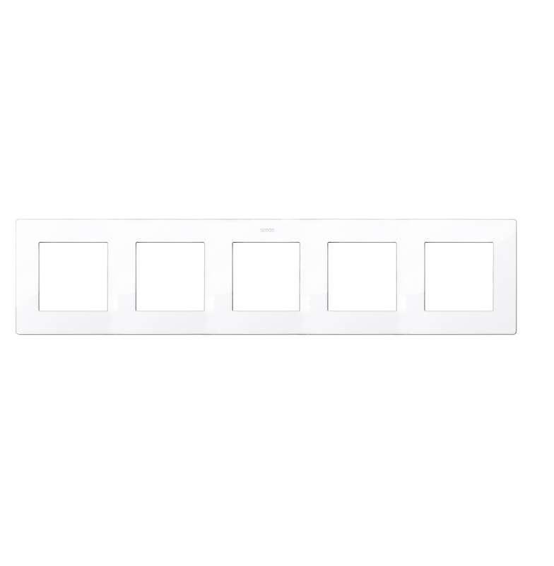 Cadre 5 m simon24 blanc. 2400650-030