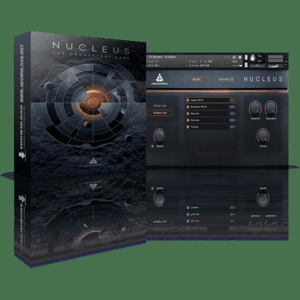 Audio Imperia Nucleus v1.1.0 KONTAKT Library