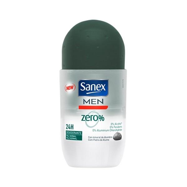 Desodorante Roll-On hombres Sanex (50 ml)