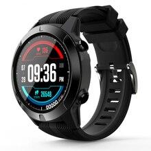 Умные часы для мужчин и женщин, водонепроницаемые умные часы с сенсорным экраном, SIM-картой, пульсометром, Bluetooth, вызовами, GPS, для Xiaomi, iphone