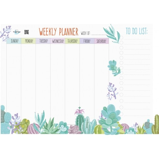 Practicpaper Magnet Weekly Planner Reliable Quality Layout Message Board Calendar Magnet Work Desk Office Gift Design Erasable