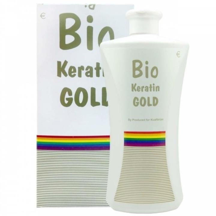Bio Gold Keratin Hair Straightening, Keratin Complex, hair Keratin Bio Gold Keratin Brazilian hair straightening 700 ML. недорого