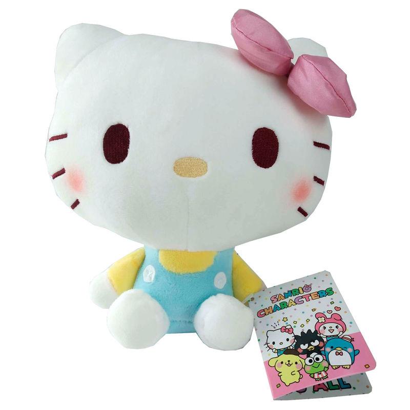 Peluche Hello Kitty Sanrio 23cm
