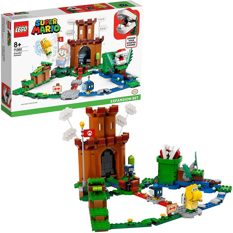 Lego 71362 Set Expansión Fortaleza Acorazada Super Mario Juguetería