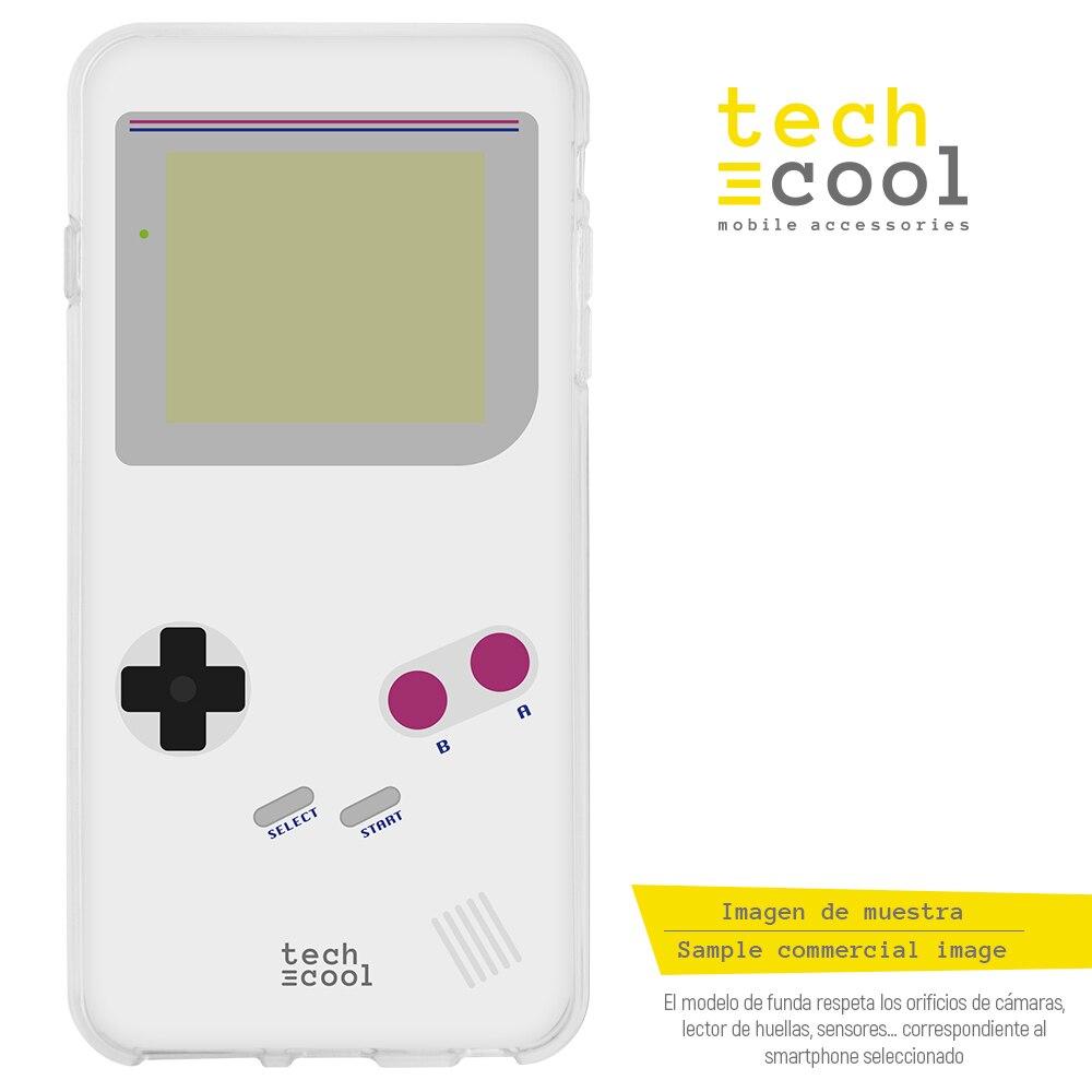 FunnyTech® Funda Silicona para HTC U12 Life l Game boy