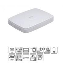 Ip enregistreur 8 caméras NVR 8ch 80Mbps 4K H265 HDMI 8PoE 1HDD dahua