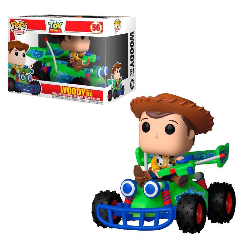 POP rysunek Disney Pixar Toy Story Woody z RC