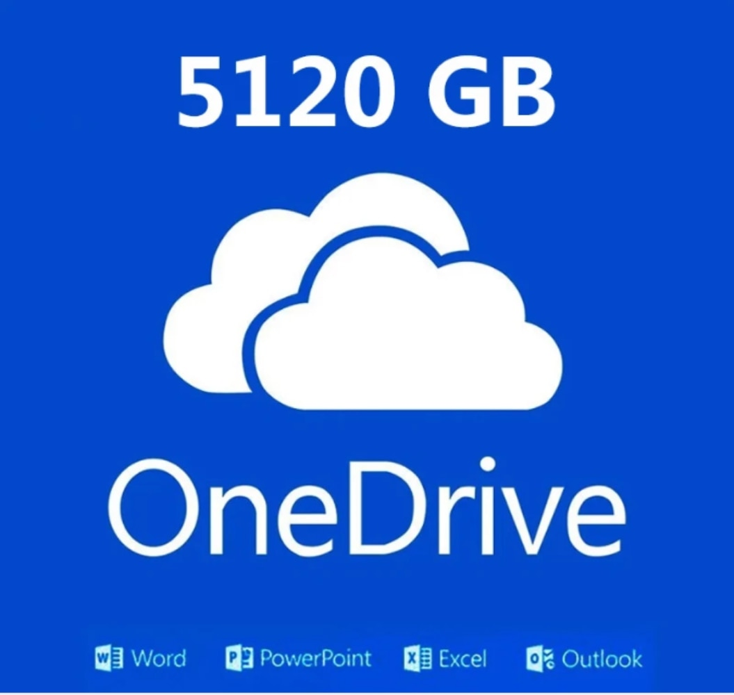 One Drive-account lifetime 5 TB, access to life, choose your username