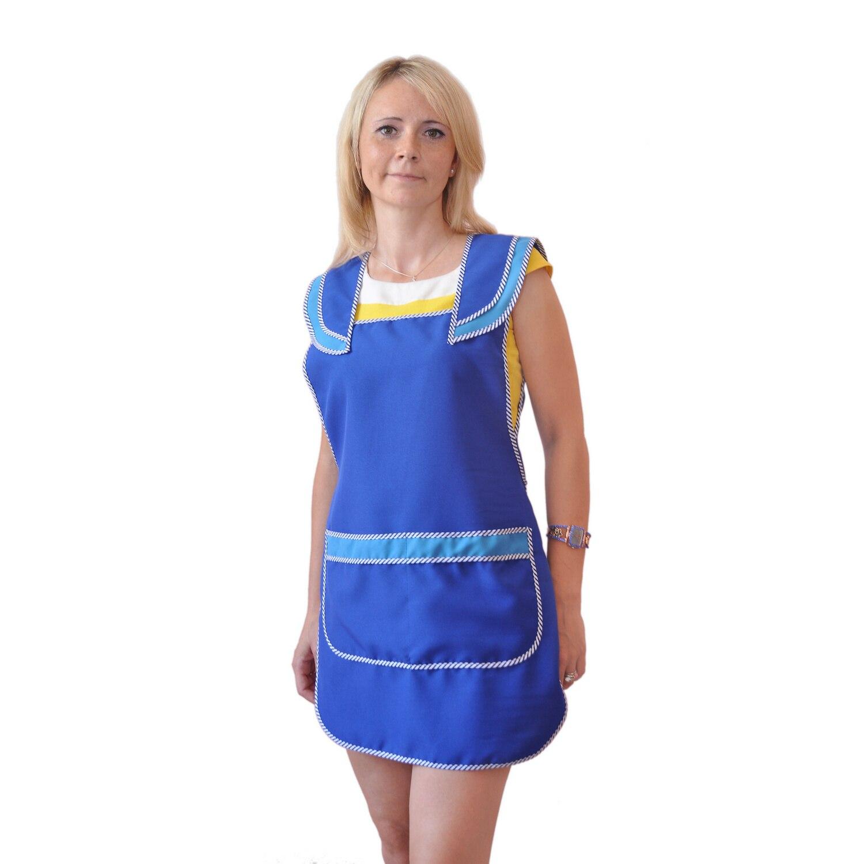 Women working apron for seller IVUNIFORMA Blues