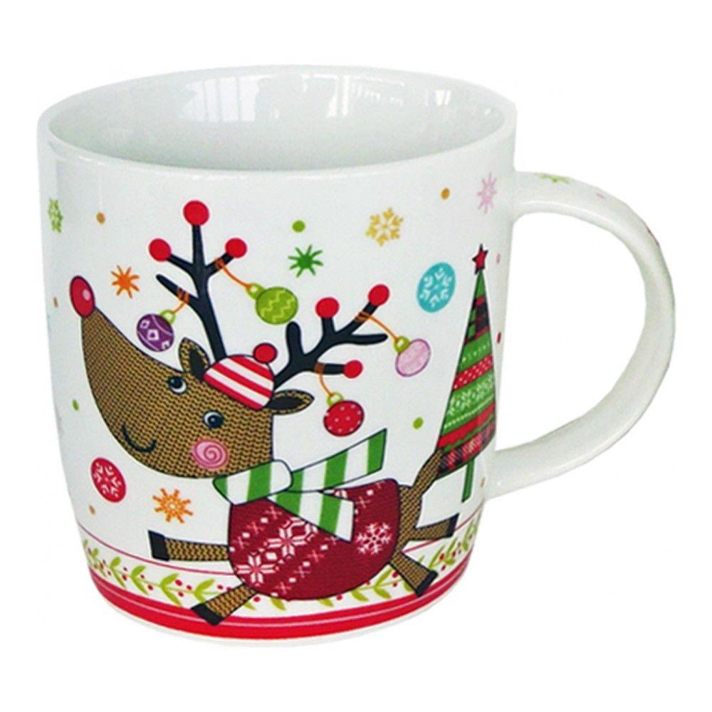 Taza de regalo Walmer deer, 0.35l, w16120135