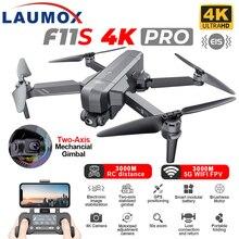 SJRC F11S 4K PRO Drone GPS 5G WiFi 2 Axis Gimbal  With HD Camera F11 4K PRO 3KM  Professional RC Fol