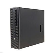 HP Elitedesk 800 G1 Sff-desktop computer (intel Core I5-4570, 3,2 Ghz, 8gb Ram, Ssd disk 240gb + 500 Hdd, card reader,