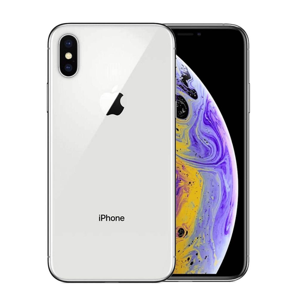 Apple iPhone XS MAX / 256GB / Plata / Libre