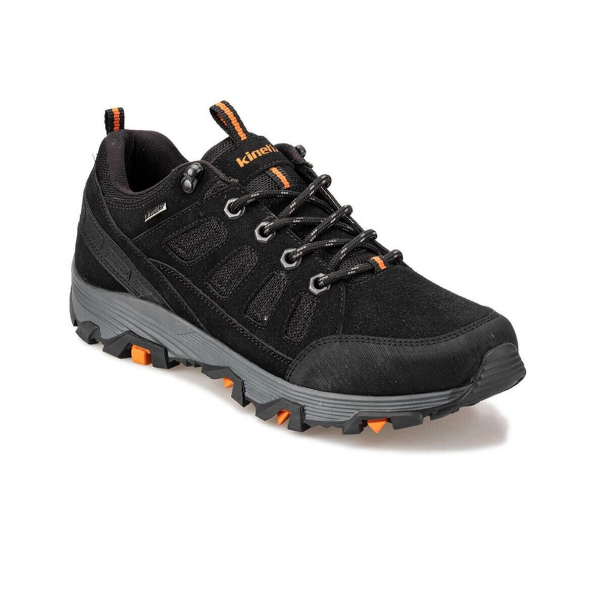 FLO HERES 9PR zapatos masculinos negros KINETIX