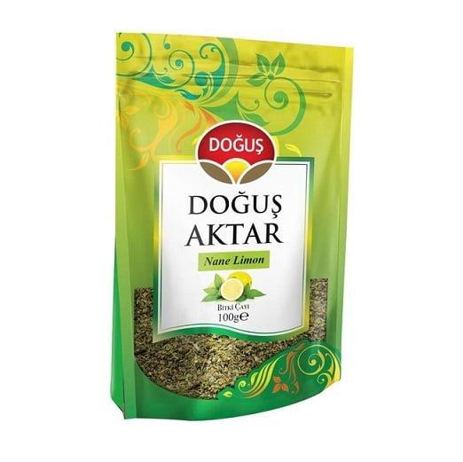 Dogus - Mint and Lemon Tea, 100 g