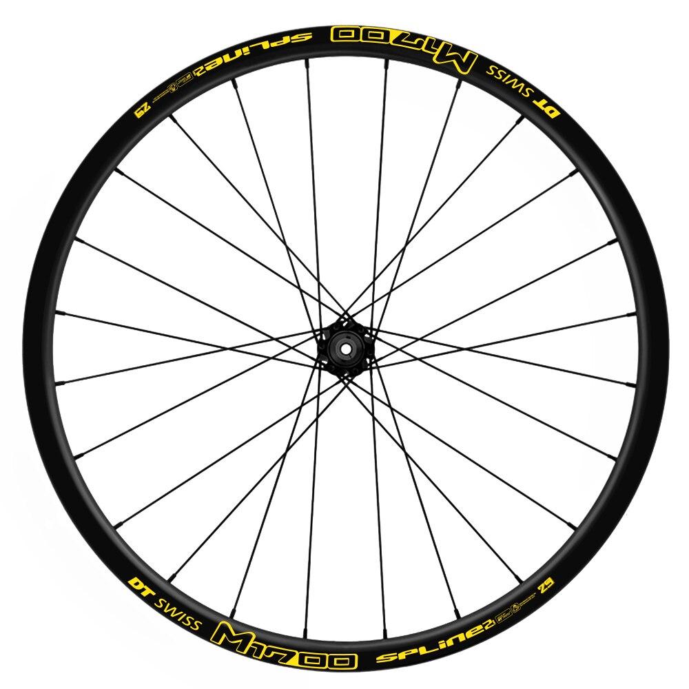 Adesivos de rodas bicicleta WH31 DT SWISS 1700 29