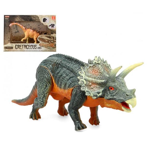 Dinosaur Cretaceous (32 X 22 cm)