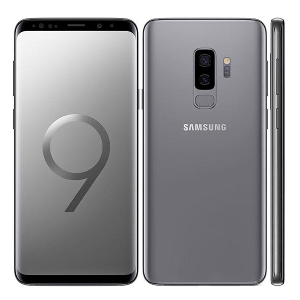 Фото1 - Разблокированный Samsung Galaxy S9 + S9 Plus G965F/DS G965U, 4G, Android, смартфон с восьмиядерным процессором Snapdragon 845, экраном 6,2 дюйма, двойной камерой 12 МП, 6 ГБ и ...