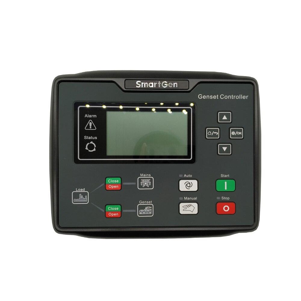 Module de démarrage automatique de contrôleur de groupe électrogène dorigine Smartgen HGM6120NC avec offre spéciale RS485 pour la livraison gratuite