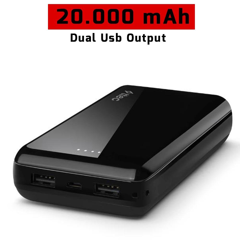 Ttec ReCharger S 20.000 mAh Portable Charger Powerbank