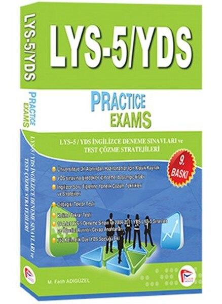 LYS 5-YDS-examens de pratique M. Conquérant Adıgüzel Pelican diffuse des séries éducatives (turc)