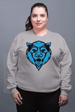 Angemiel Wear Tigress Tiger szara bluza damska
