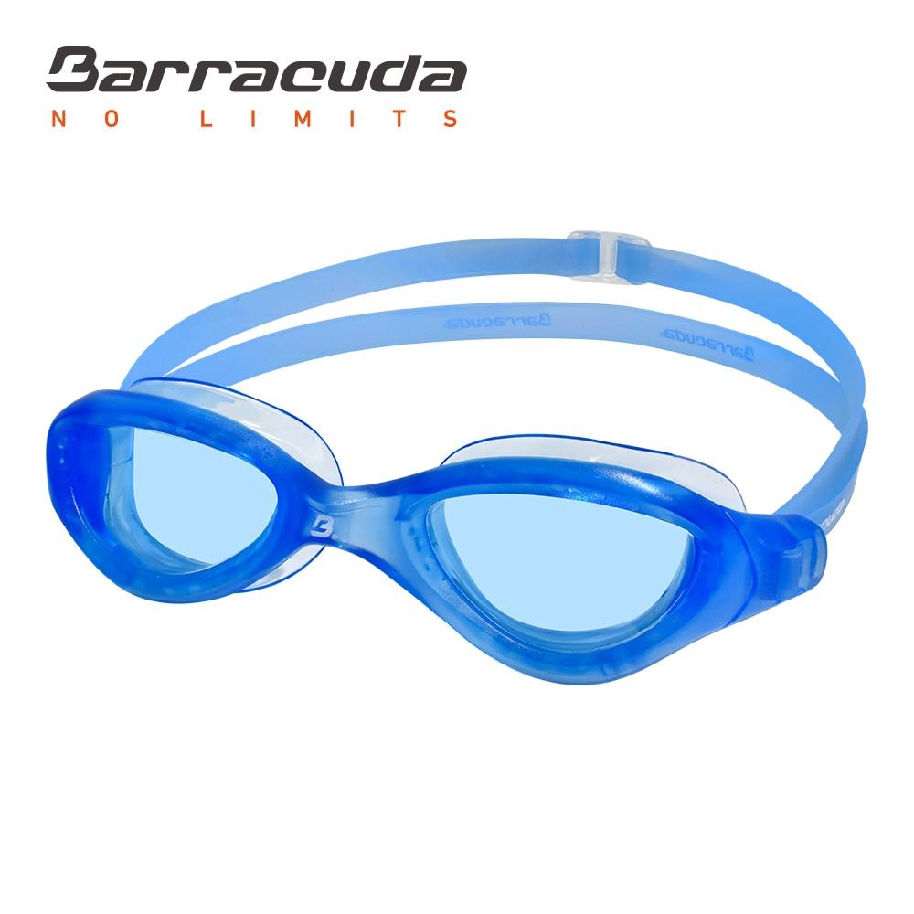 Barracuda Профессиональные очки для плавания, очки для плавания, анти-туман, защита от УФ лучей для взрослых #12820