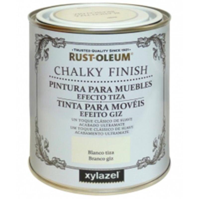 Möbel wasser farbe 750 ML CHALKY ROST-OLEUM mint