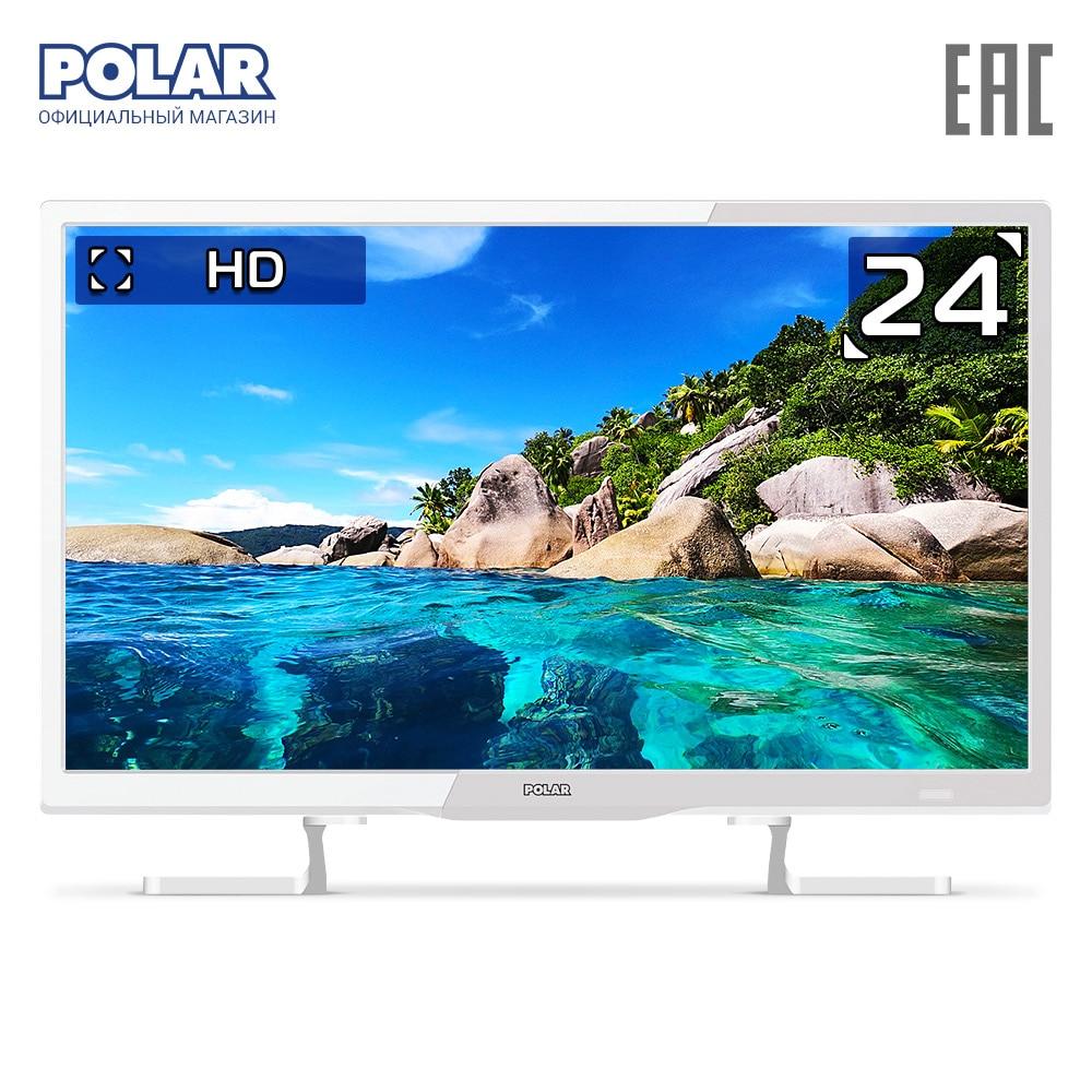Televisión LED POLAR P24L25T2C electrónica de consumo equipos de Audio en casa Video TV 30 pulgadas