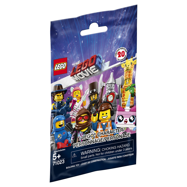Diseñador Lego minifiguras película 2 en embalaje opaco (sorpresa) 71023
