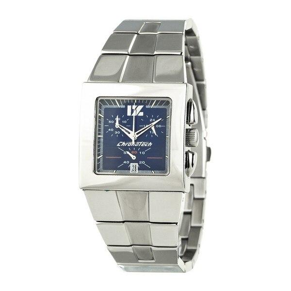 Relógio masculino chronotech CT7351B-03M (34mm)
