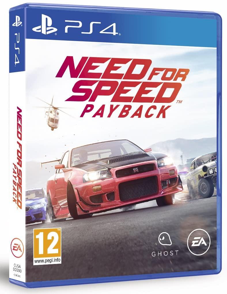 Ps4-need for speed payback-edição padrão