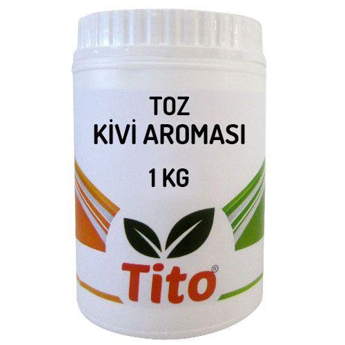 Tito Pulver Kiwi Geschmack [Wasser Löslich]-1 kg
