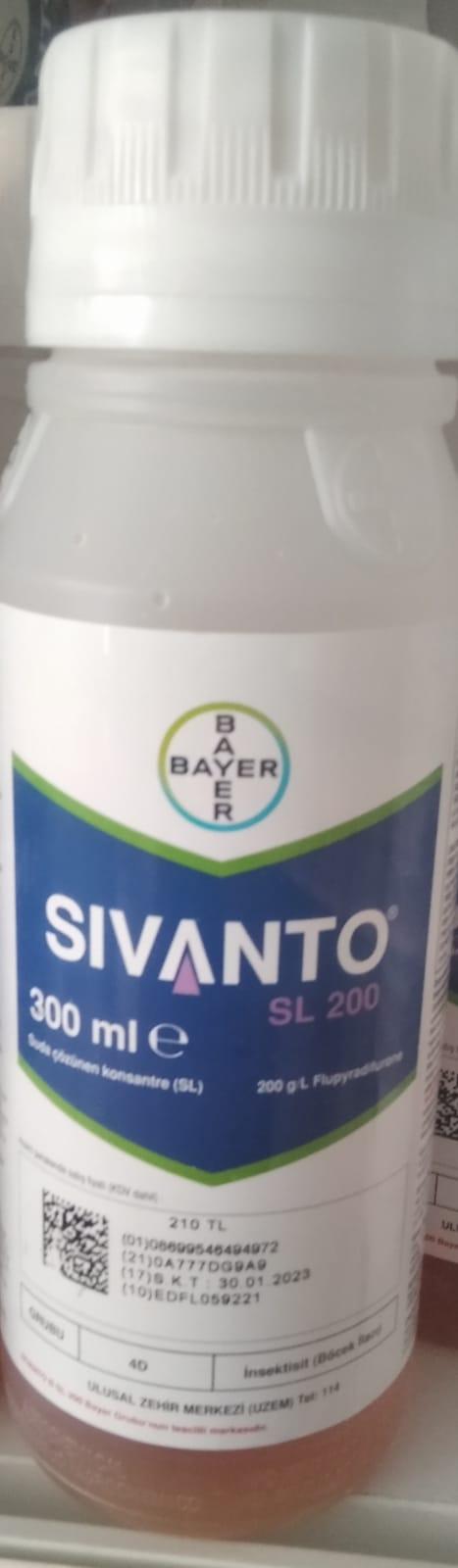 SIVANTO SL 200 300 мл