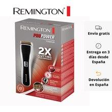 Remington tondeuse à cheveux Pro Power Titanium HC7130-moteur Pro Power, lames en titane, peignes réglables (1-42mm), autonomie 60 min,