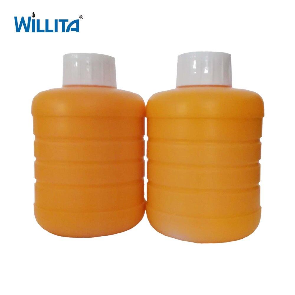 Tinta favorável ao meio ambiente da segurança do álcool da resistência do preço de fábrica para a impressora contínua do inkjet