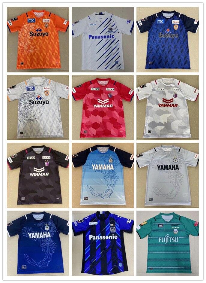 2021 2022 Japan J1 League Clothes Tosu Sagan Jubilo Iwata Jersey T-shirt サッカーユニフォー