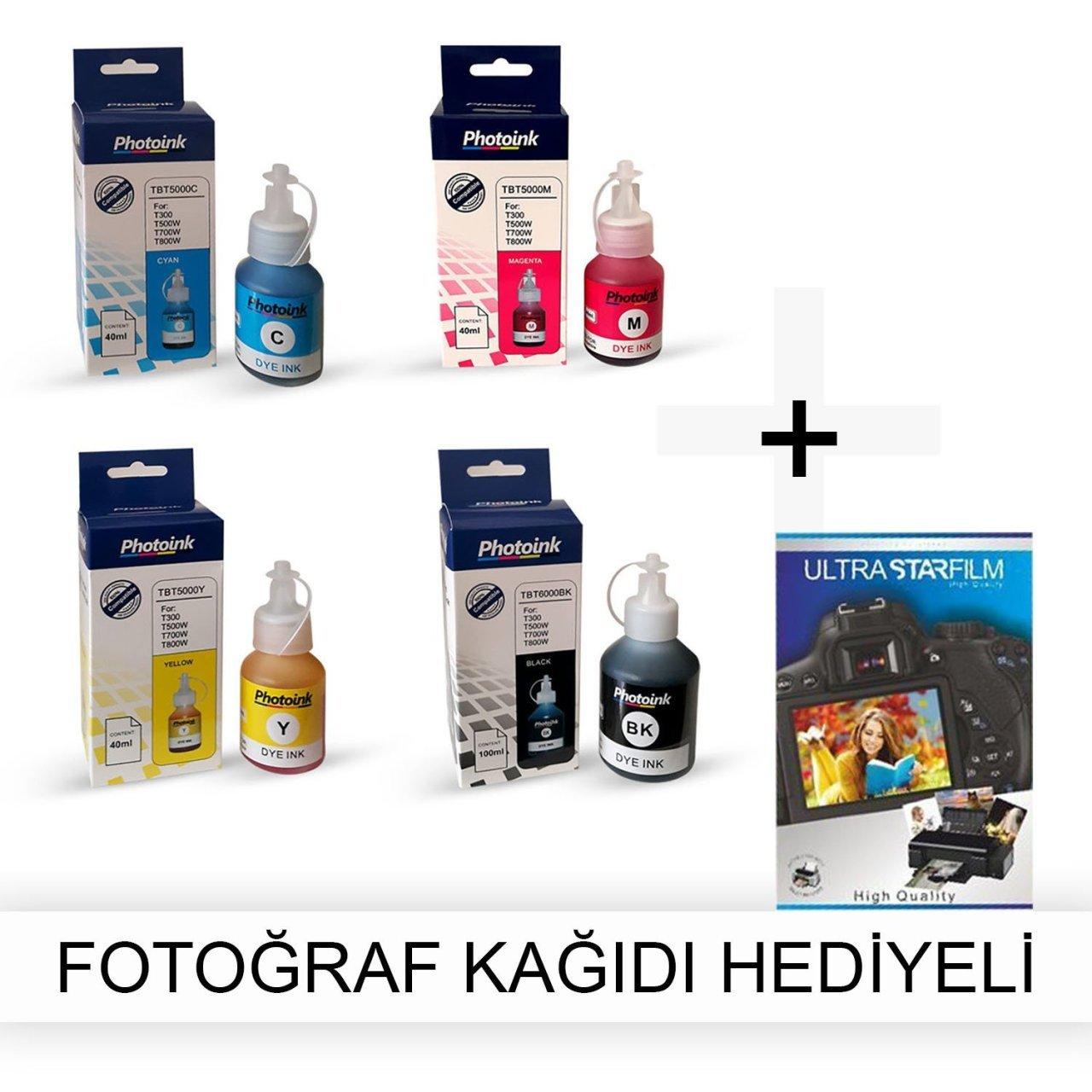 Canon G1400 1 traje de tinta fotográfica-papel fotográfico para regalo