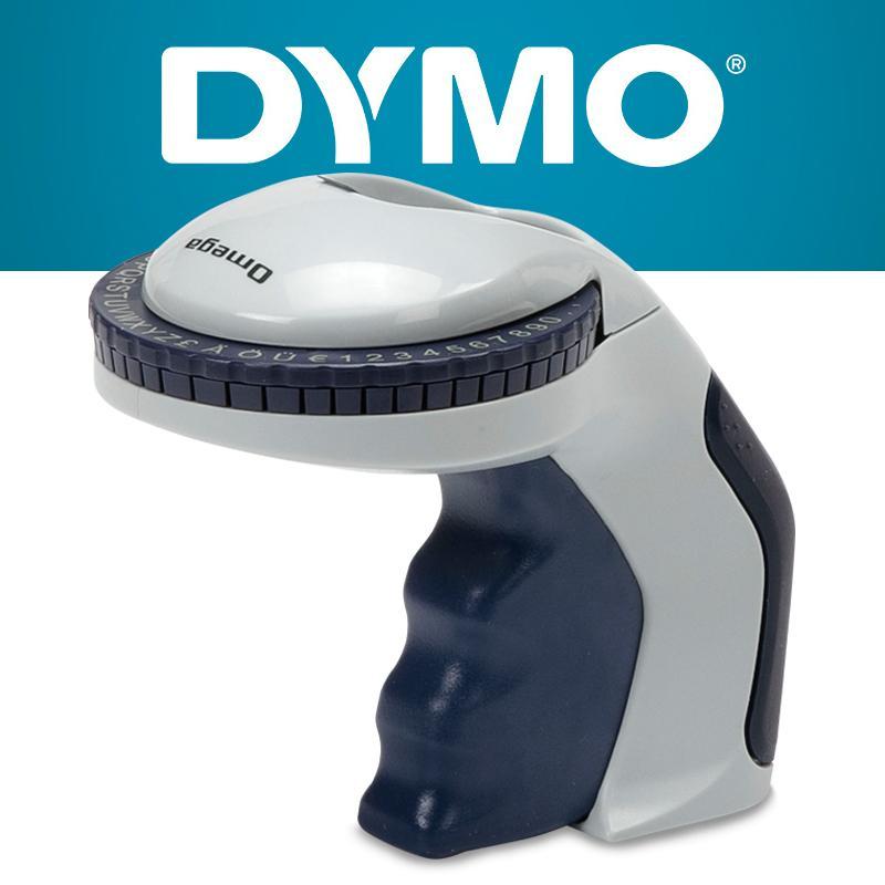 Dispositivo de grabado Dymo Omega, dispositivo de etiquetado, Manual